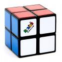 Оригинален класически куб на Рубик 2x2x2 50мм - С цветни пластини