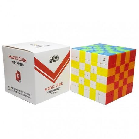 Магически куб YuXin Little Magic 10x10x10 105мм - Stickerless