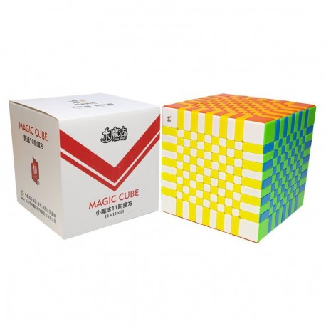 Магически куб YuXin Little Magic 11x11x11 110мм - Stickerless