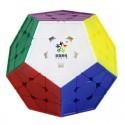Магически пъзел за скоростно нареждане YuXin Little Magic Megaminx V2 - Stickerless