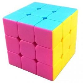 Кубче за скоростно нареждане MoYu WeiLong V2 57мм - Stickerless (Candy Color)