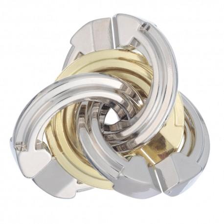 Логически пъзел Huzzle Cast Cyclone GR5 - метален