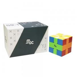 Магически пъзел за скоростно нареждане YongJun MGC Square-1 Magnetic - Stickerless