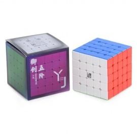 Куб за скоростно нареждане YongJun YuChuang 5x5x5 62мм Magnetic - Stickerless