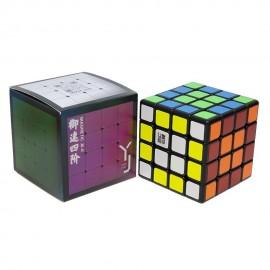 Куб за скоростно нареждане YongJun YuSu 4x4x4 61.5мм Magnetic - Черен