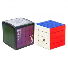 Куб за скоростно нареждане YongJun YuSu 4x4x4 61.5мм Magnetic - Stickerless