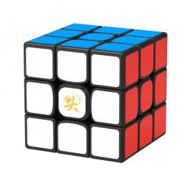 Куб за скоростно нареждане DaYan ZhanChi Pro M 3x3x3 56мм Magnetic - Черен