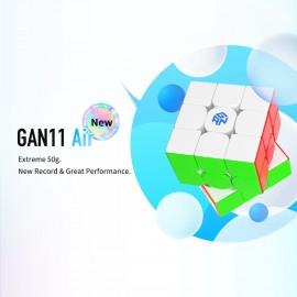 Куб за скоростно нареждане Gancube GAN 11 Air 3x3x3 56мм - Stickerless